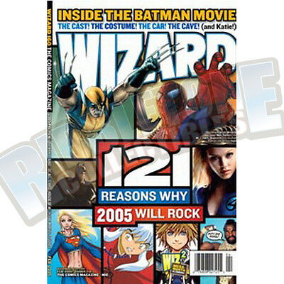 Wizard The Comic Magazine #160 Vf Cover C