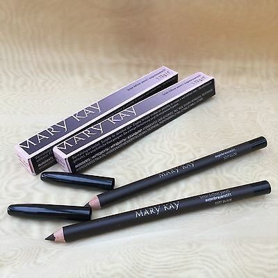 Mary Kay Brow definer pencil Augenbrauenstift * Soft Black * 2er Set