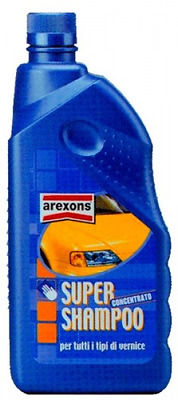 Super Shampooing Ml 1000 Couleurs Arexons Auto