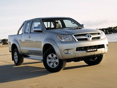 "Toyota Hilux 2006-2013 factory workshop service manual ""Download"""