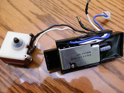 New Milwaukee Switch 23-66-2665 And Pcb Assembly 22-09-1865
