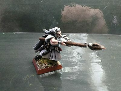 warhammer empire battle wizard pro painted excellent condition