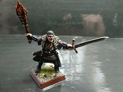 warhammer empire mordheim witch hunter  pro painted excellent condition