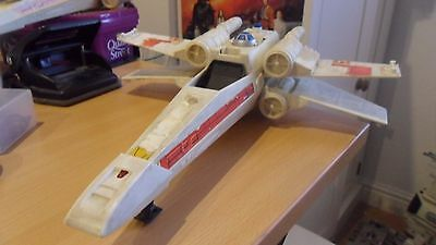 vintage star wars vehicle x wing X-wing Kenner Palitoy 1978