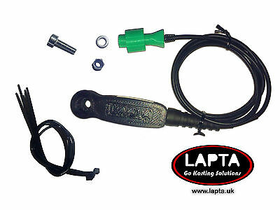 Lap Magnetic Pick Up for Alfano PRO  III EVO, ADM, ADL  Black Cable Version