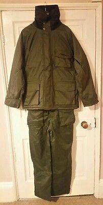 ProLogic Green 2 Piece Comfort Thermo Suit Medium Fishing Hunting *BRAND NEW*