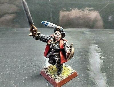 warhammer empire mordheim reikland captain pro painted excellent condition