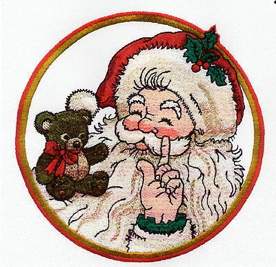 Santa Claus Collection 2 - Machine Embroidery Designs On Cd