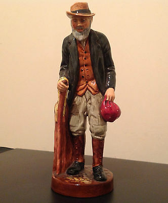 Royal Doulton ''The Gaffer''  H.N  2053. COPR. 1949  Perfect Condition.