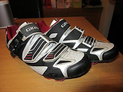 Giro Code MTB Cycling Shoes - Size 43 - Easton EC90 Specialized