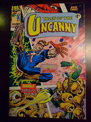 1963 #3 Tales of the Uncanny  1993 Image Alan Moore VFN+