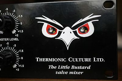 Thermionic Culture The Little Bustard Valve Summing Mixer