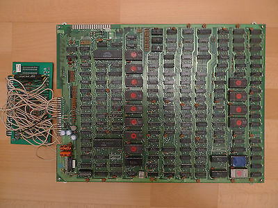 Crazy Kong Part II Arcade PCB Spielplatine mit TV Ideal Adapter tested + working