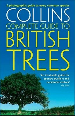 NEW Collins Complete Guide BOOK. British Trees: A photographic guide