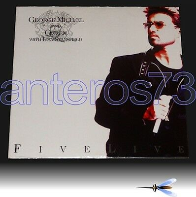 George Michael & Queen Lisa Stansfield Lp Italy- Sealed