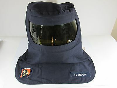 Salisbury Arc Flash FH20BL Cal Hood FREE SHIPPING
