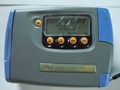 Kingfisher Optical Power Meter KI 3600 InGaAs