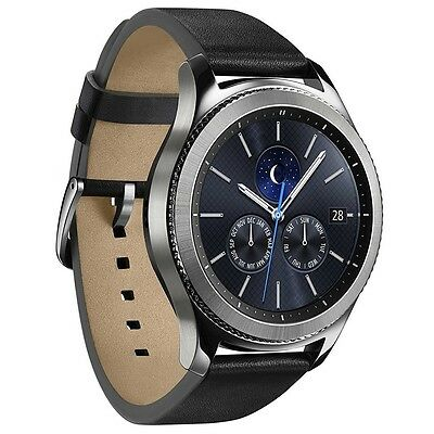 Original SAMSUNG GALAXY Smart Watch Gear S3 Classic DUMMY toy display SM 770 N