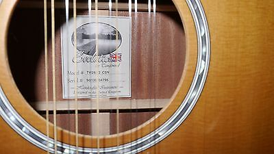 Tanglewood Electro-Acoustic Guitar 12 String Fishman Preamp RRP £429