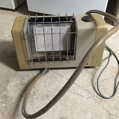 Natural Gas Heater