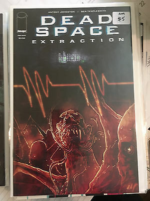 DEAD SPACE EXTRACTION #1 NM 1st Pritn Ben Templesmith Image comic 1 shot
