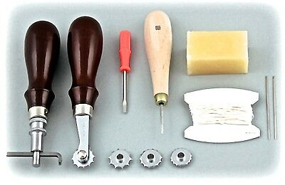 Craft Sha leather craft kit - Great for beginners!