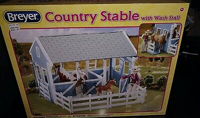 Breyer Country Stable Barn