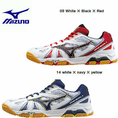 New Mizuno Table tennis shoes WAVE MEDAL 5 Freeshipping!!