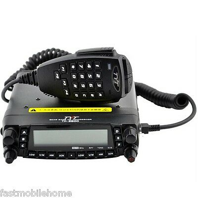 High-quality TYT TH-9800 HF / VHF / UHF Walkie Talkie with 800 Channel