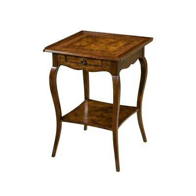 19th Century Style French Provincial End Table