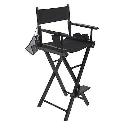 Makeup Artist Director's Chair Light Weight and Foldable Professional vfg