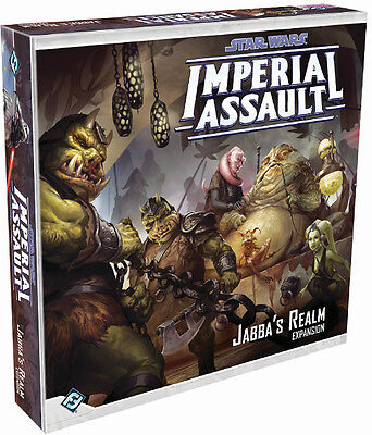 Star Wars Imperial Assault Jabba's Realm Expansion