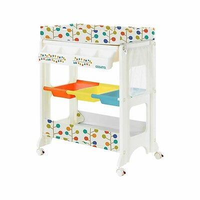 Cosatto baby changing unit with built in bath
