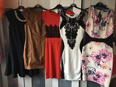 Women Dresses clothes bundle All size 8
