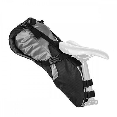 Blackburn Outpost Cycle Road Cycling MTB Mountain Bike Seat Pack W/Dry Bag