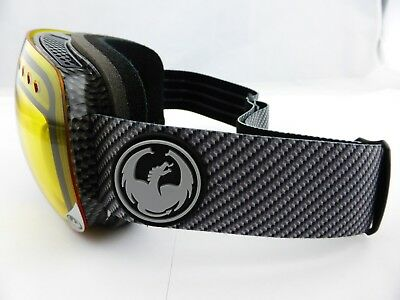 Dragon APXS Frameless Snow Goggles Boost - Transition Yellow Lens