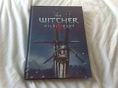 Witcher 3 Official Collectors Edition Strategy Guide