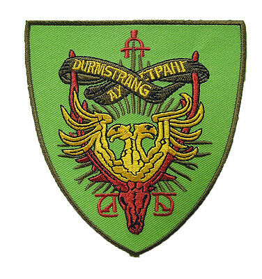 Harry Potter Durmstrang Institute Coat Of Arms Uniform Patch Aufnaher 12 06 Picclick Дурмстранг) was one of the three largest wizarding schools in europe (the other two being hogwarts and beauxbatons). picclick