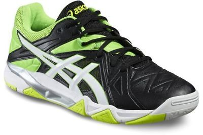 Asics Gel Sensei 6 B502Y-9001 Mens Shoes For Volleyball Free Socks And Kneepads!