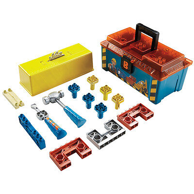 Bob The Builder Build & Saw Toolbox NEW