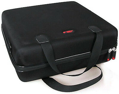 Hard Storage Case Carrying Travel Bag For PlayStation 4 PS4 Pro Game Console NEW