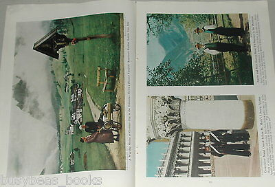 1945 magazine articles Florence Italy, late WWII, color photos