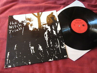 "THE WITCH TRIALS Humanoids 12"" NEW WAVE"