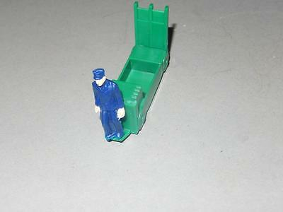 Lionel Part -2323-23 - Baggage Truck Assembly W/man - New-  W46