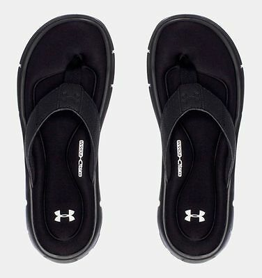 Under Armour Men's Ignite II Thong Flip Flops NEW!!