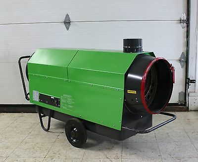 Thermobile ITA-45 182,000 BTU Indirect Diesel Fuel Oil Fired Portable Heater