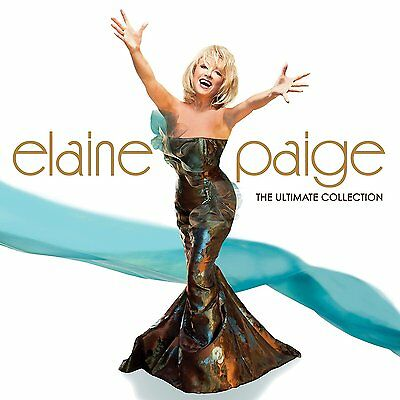 ELAINE PAIGE ~ The Ultimate Collection NEW & SEALED CD Greatest Hits / Best Of