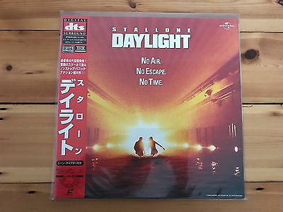 Daylight DTS Japanese Laserdisc - Complete
