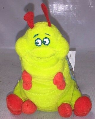 SOUND HEIMLICH - Caterpillar Character from A Bug's Life