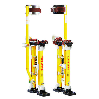 ToolPro 18 in. to 30 in. Magnesium Adjustable Stilts